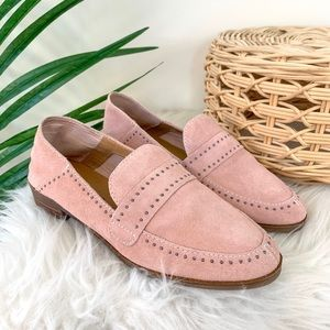 Lucky Brand Crestan Studded Loafers